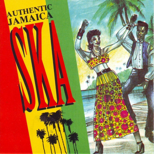 Authentic Jamaican Ska - Various Artists