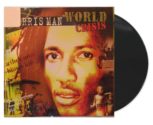 World Crisis - Norris Man (lp)