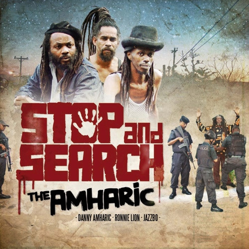 Stop And Search - The Amharic