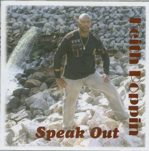 Speak Out - Keith Poppin