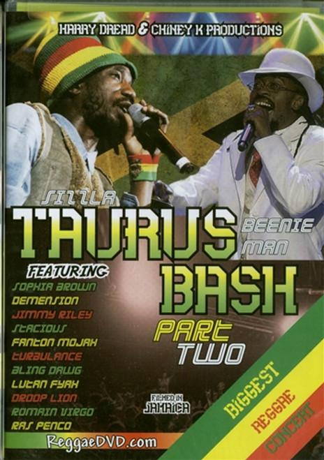 Taurus Bash Pt.2 - Various Artists (DVD)