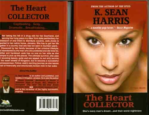 The Heart Collector - K. Sean Harris