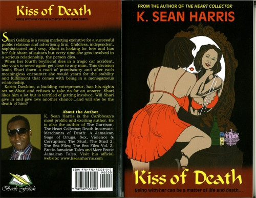 Kiss Of Death - K. Sean Harris