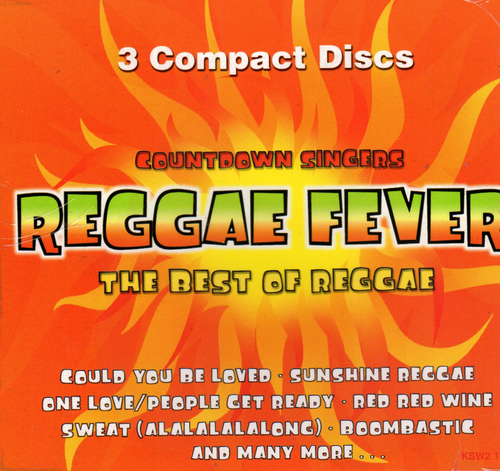 Reggae Fever (3cd) - Various Artists