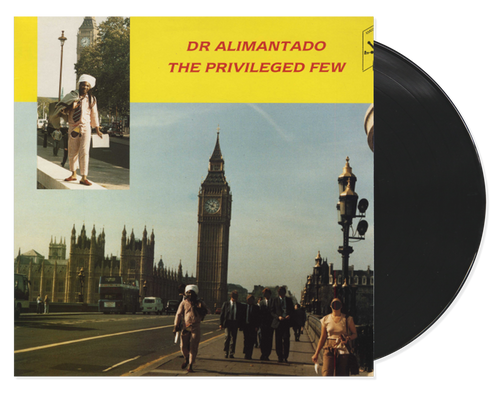 The Privileged Few - Dr.alimantado
