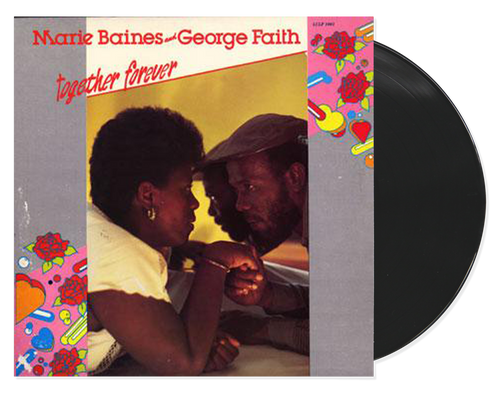 Together Forever - Marie Baines & George Faith (LP)