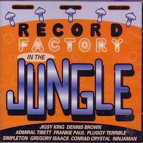 Record Factory In The Jungle - Various Artists