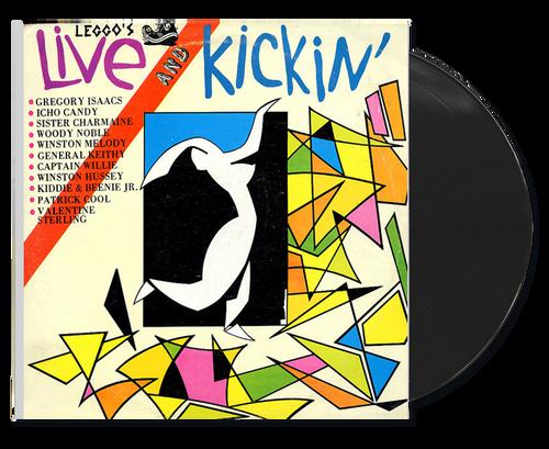 Live & Kickin' - Various Artists (LP)