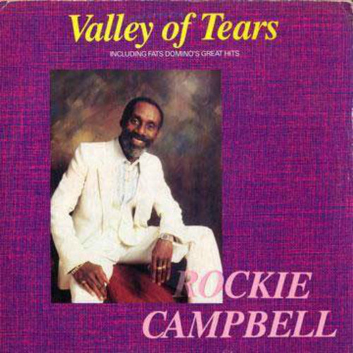 Valley Of Tears - Rockie Campbell