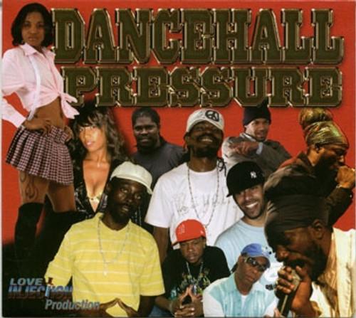 Dancehall Pressure - Various Artists