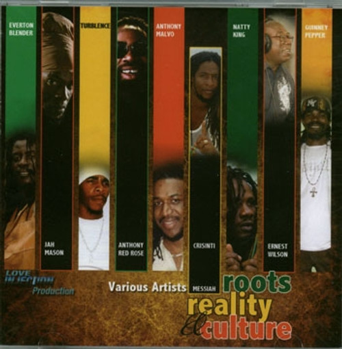 Roots Reality & Culture - Various Artists