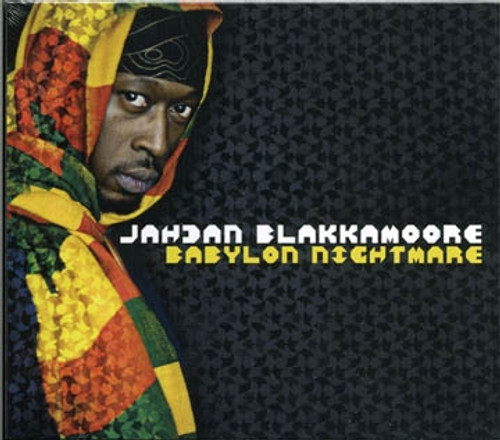 Babylon Nightmare (Enhanced Cd) - Jahdan