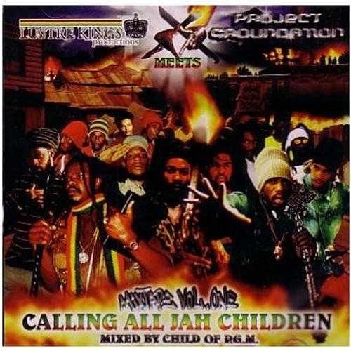 Call Ing All Jah Children Mixtape Vol.1 - Various Artists
