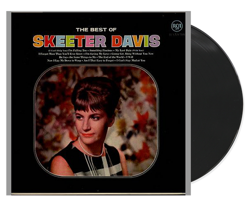Best Of Skeeter Davis - Skeeter Davis (LP)
