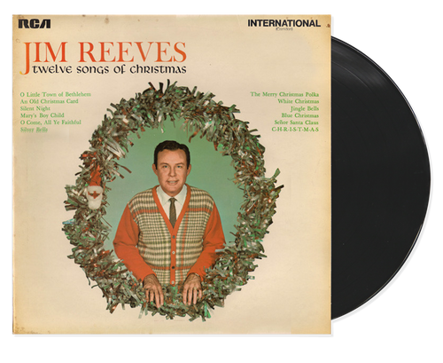 Twelve Songs - Jim Reeves (LP)