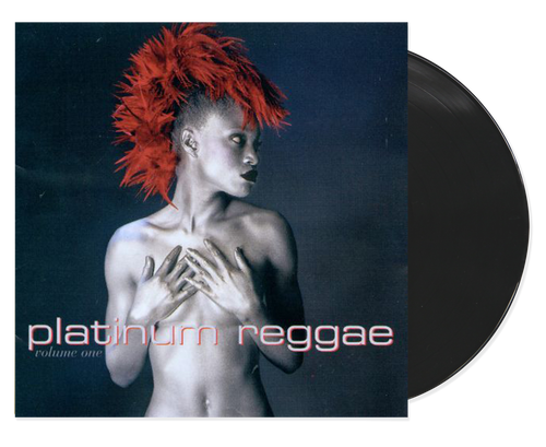 Platinum Reggae - Various Artists (LP)