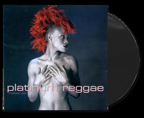 Platinum Reggae - Various Artists (LP)