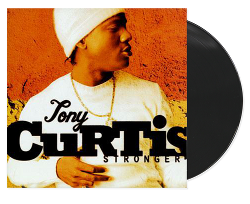 Stronger - Tony Curtis (LP)