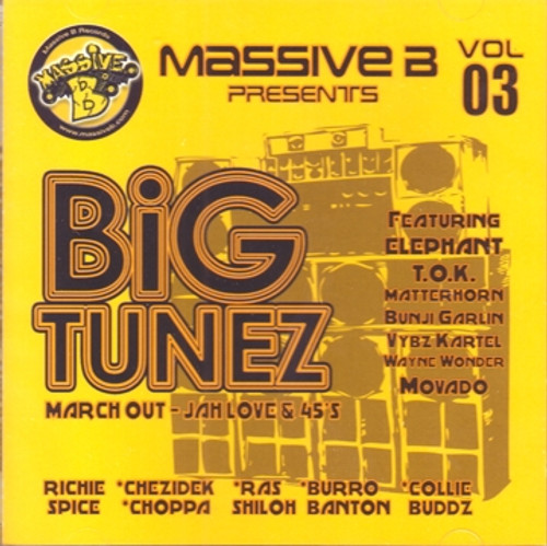 Massive B Presents Big Tunes Vol.3 - Various Artists