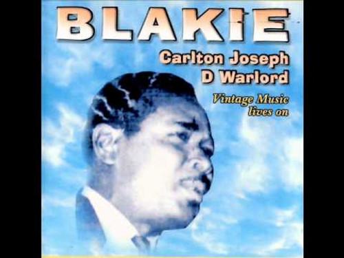 Blakie(Vintage Music Lives On) - Carlton Joseph