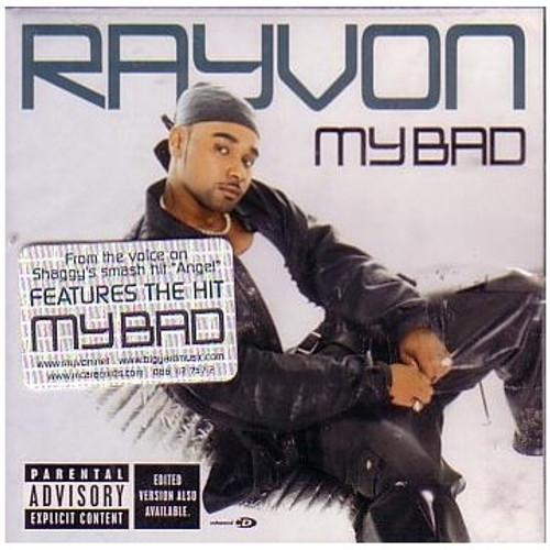 My Bad - Rayvon (LP)