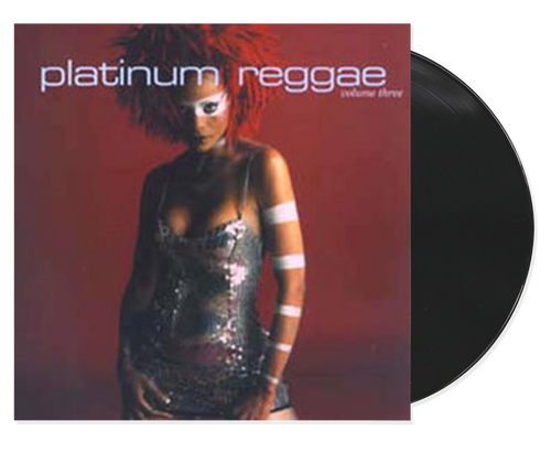 Platinum Reggae 3 - Various Artists (LP)