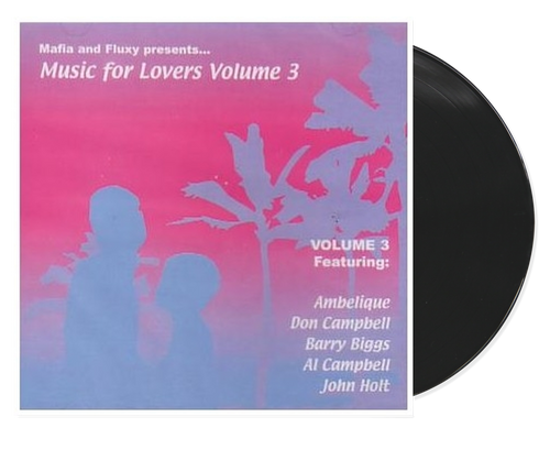 Music For Lovers 3 - Various Artists (LP)