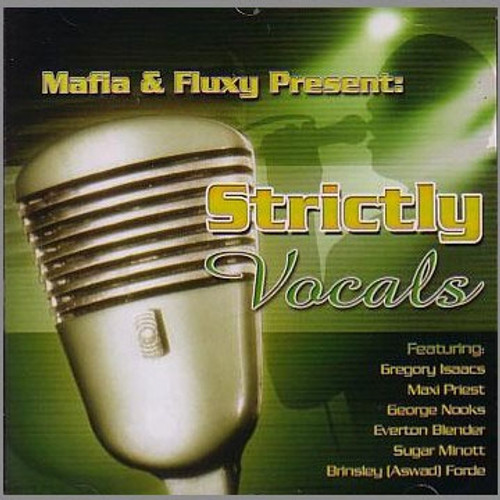 Mafia & Fluxy Present Strictly Vocals - Various Artists