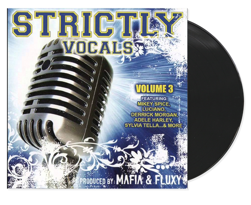 Strictly Vocals Vol.3 - Various Artists