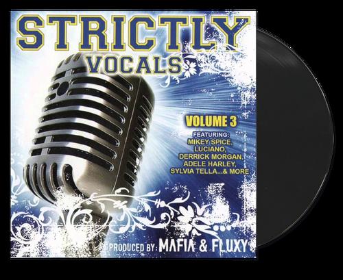Strictly Vocals Vol.3 - Various Artists