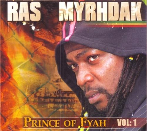 Prince Of Fyah Vol.1 - Ras Myrhdak (Lp)