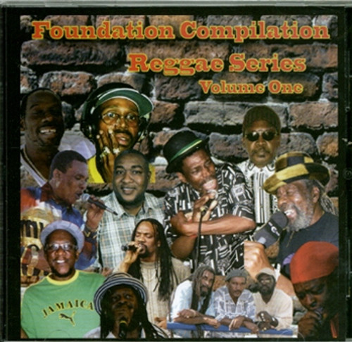 Foundation Compilation Reggae Series Vol.1 - Various Artists