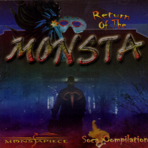 Return Of The Monsta Soca Compilation - Various Artists
