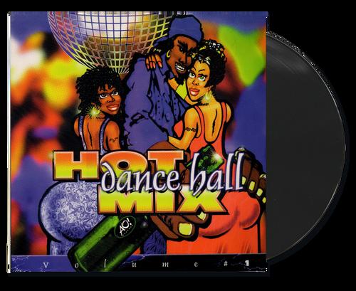 Hot Dancehall Mix - Various Artists (LP)