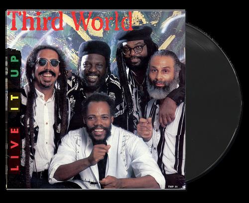 Live It Up - Third World (LP)