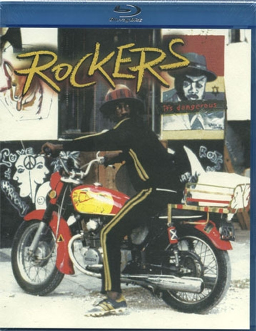 Rockers It's Dangerous The Movie(Blu-ray) - Various Artists (DVD)