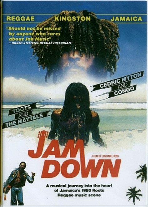 Jamdown A Film By Emmanuel Bonn - Various Artists (DVD)