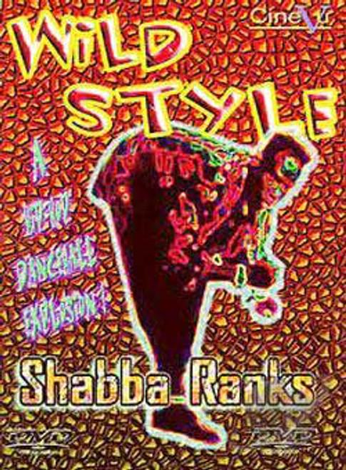 Wild Style - Shabba Ranks (DVD)