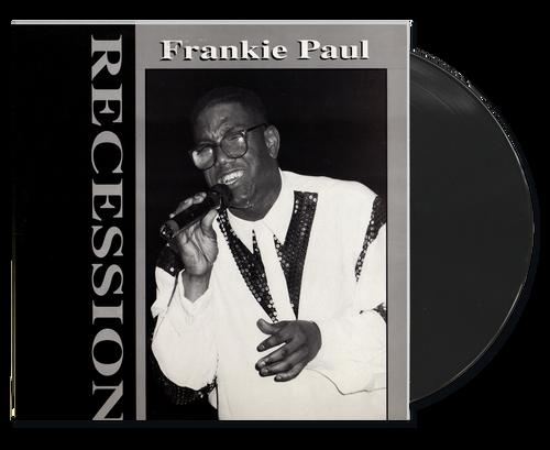 Recession - Frankie Paul (LP)
