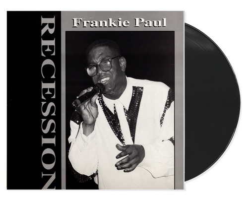 Recession - Frankie Paul (LP)