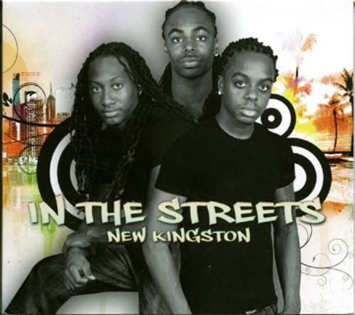 In The Streets (Enhanced Cd) - New Kingston