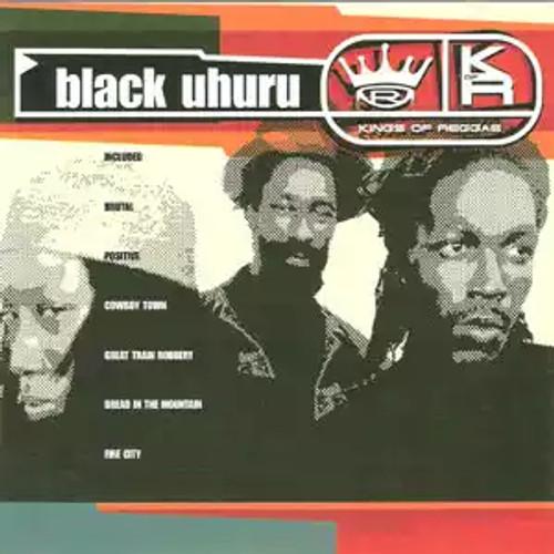 Kings Of Reggae - Black Uhuru