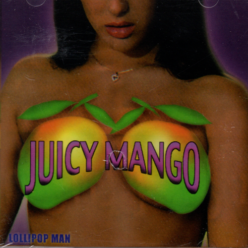 Juicy Mango - Lollipop