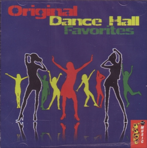 Original Dancehall Favorites - Various Artists