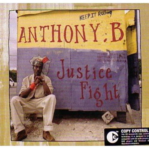 Justice Fight - Anthony B