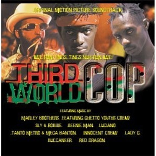 Third World Cop - Various Artists (LP)