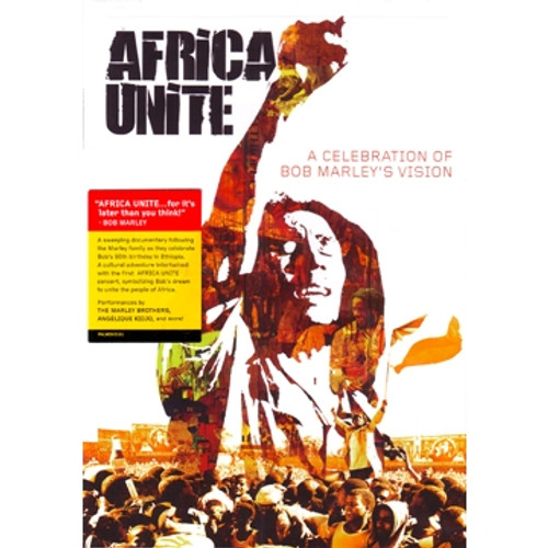 Africa Unite:celebration Of Bob Marley's Vision - Various Artists (DVD)