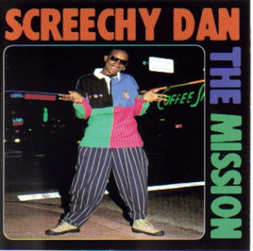 The Mission - Screechy Dan