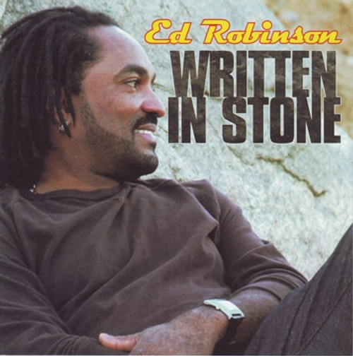 Written In Stone - Ed Robinson