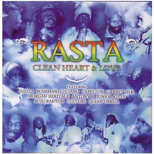 Rasta Clean Heart - Various Artists